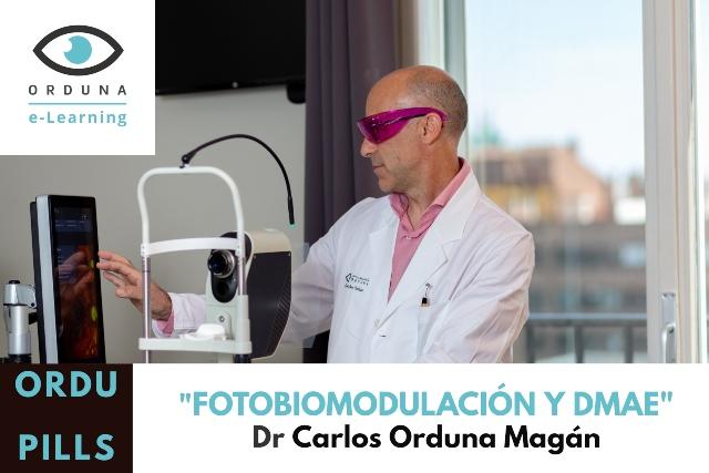 fotobiomodulación y DMAE